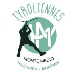Logo Chemin des Tyroliennes